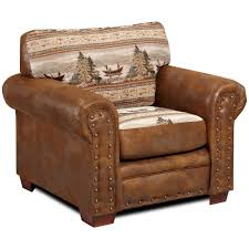 American Furniture Sofas American Furniture Classics Alpine Lodge Chair 194306 Living