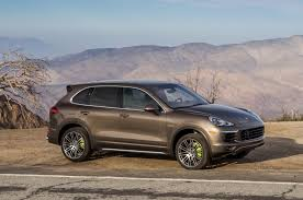 Porsche Cayenne Rims - 2015 porsche cayenne reviews and rating motor trend