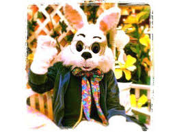 easter bunny hops into the westchester scarsdale ny patch