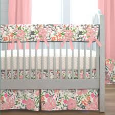 Pink And Blue Crib Bedding Bedding Ideas Floral Baby Quilt Baby Blanket Baby Quilt