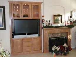 media niches in new construction fireplace panels kitchen