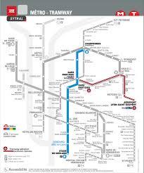 Lyon Metro Map by Perrache Train Station Lyon Free Here