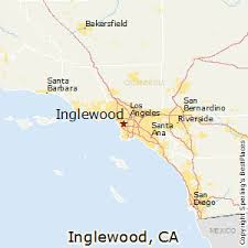 map of inglewood california best places to live in inglewood california