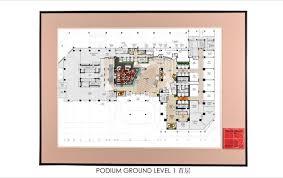 Hotel Lobby Floor Plans Kempinski Hotel Chongqing Prc By Chin Hei Ng At Coroflot Com