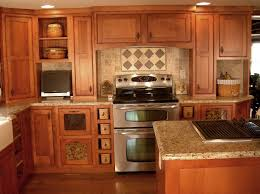 Maple Cabinet Kitchen Ideas by Best Shaker Style Kitchen Cabinets U2013 Awesome House