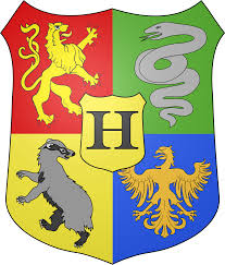 file coat of arms hogwarts svg wikimedia commons