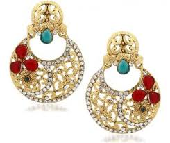 new fashion gold earrings online shopping india buy mobiles electronics appliances
