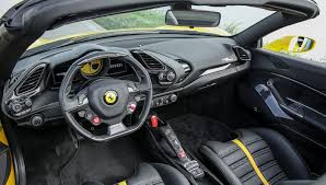 ferrari dashboard driving the ferrari 488 spider through italian wine country u2013 robb