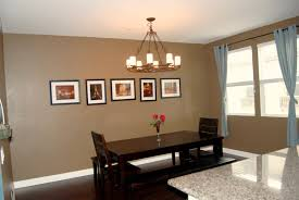 dining room wall color chocolate brown paint best home interior and architecture design