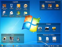 logiciel icone bureau comment ranger bureau avec fences