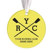 top rowing ornament zazzle