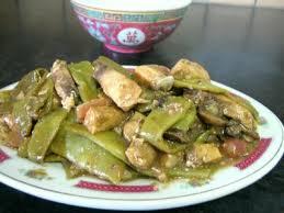 cuisine espadon espadon aux haricots mange tout façon chinoise recette légumes