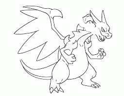pokemon ex coloring pages kids coloring