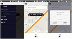 uber for android uber beta program now available lets you test drive their all new