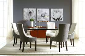 Buffet Dining Room Furniture Rectangular Glass Dining Table Dining Room Transitional With Bold