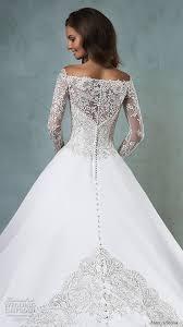 wedding dress the shoulder amelia sposa 2016 wedding dresses volume 2 wedding inspirasi