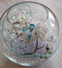 fish bowl centerpieces luxury wedding fish bowl decorations ideas with flowers