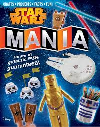 star wars mania amanda formaro 9780794434885 amazon com books