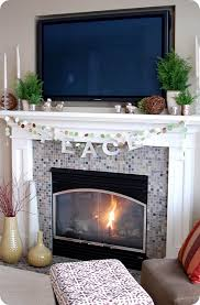 Mantel Ideas For Fireplace by 113 Best Mantels U0026 Off Season Fireplace Displays Images On