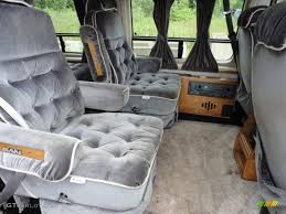 Conversion Van Interiors 1992 Ford E 150 Information And Photos Zombiedrive