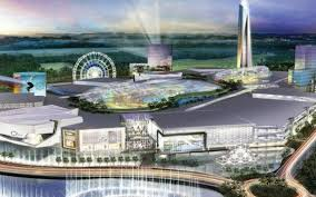 Florida Mall Floor Plan Largest Mall In The Nation Proposed For Miami Dade Miami Herald