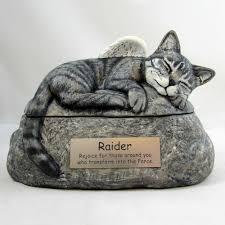 cat urn porcelin fairy keepsake urn by spirit pieces llc 42 99 spirit