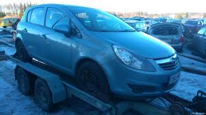 nettivaraosa opel corsa d 2008 1 3 cdti spare and crash