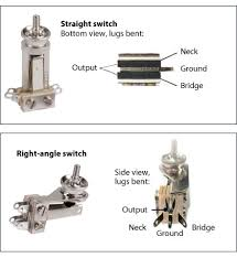 switchcraft 3 way toggle switch stewmac com