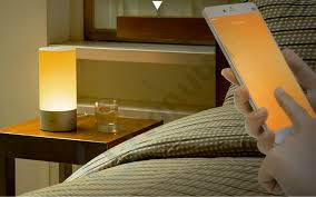 Led Bedside Lamp Xiaomi Yeelight Smart Indoor Night Led Lights Bed Bedside Lamp