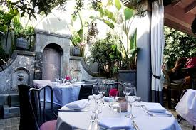 garden restaurant pump west hollywood la honey whats
