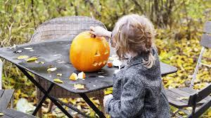 when was the first halloween halloween sweden se