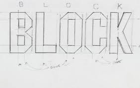 8 best images of graffiti letter b block how to draw block