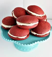 red velvet whoopie pies the little blonde baker