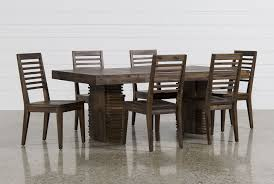 living spaces dining room table and chairs home table decoration
