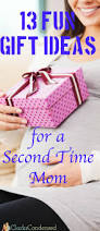 best gift ideas for second time moms