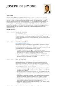 controller resume exle corporate resume exle exles of resumes