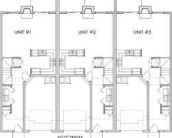 triplex house plans 2 story triplex house plans with garages caution church ahead