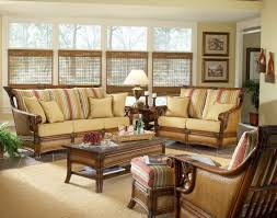 Livingroom Sets by Rattan And Wicker Living Room Furniture Sets Living Room Chairs