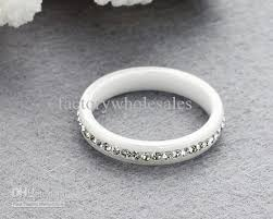 ceramic rings white images Wedding rings pictures wedding ring ceramic diamond jpg
