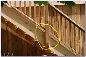 kitchen inexpensive deck railing ideas decks home