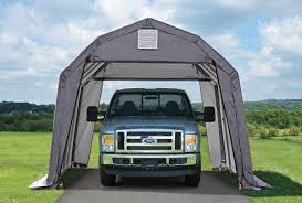 12x24 Carport Shelterlogic 12x24 Barn Style Shelter 11 U0027 Tall 90153 90154