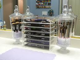 gandech life dust free brushes makeup brush holder ideas