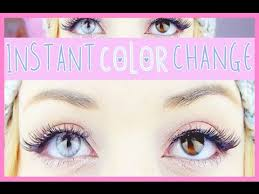 light blue eye contacts the perfect light blue contacts for dark brown eyes youtube