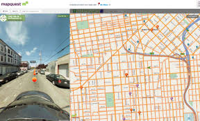 map qwest mapquest introduces new look new capabilities