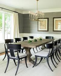 cozy transitional dining tables dining room traditional with arm