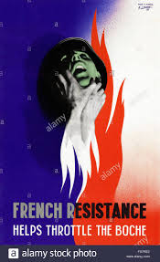 Vichy France Flag World War I French Propaganda Poster Woman Symbol Military