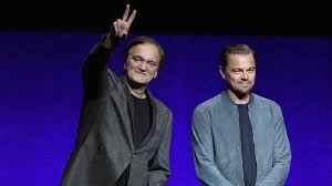 la halle si e social tarantino leonardo dicaprio cinemacon to once upon