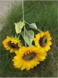 Fake Sunflowers Cheap Long Stem Sunflowers Find Long Stem Sunflowers Deals On