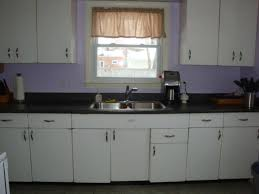 fabulous metal kitchen cabinets simple interior design plan with