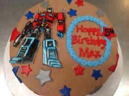 transformer birthday cake plumeria cake studio transformers optimus prime birthday cake